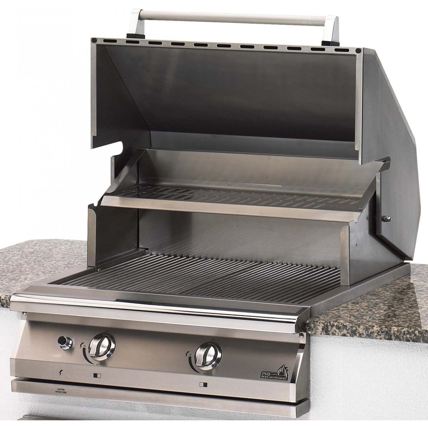 Legacy Electric Grill ~ Pgs gas grill