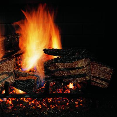 Superfire B Vent Fireplace By Golden Blount