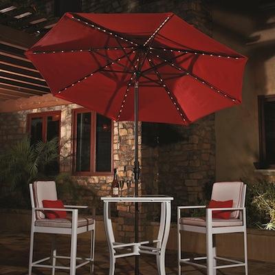 9 FT Starlight Umbrella