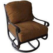 Edmonton Swivel Lounge Chair