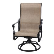 Grand Terrace Sling HB Swivel Rocking Lounge Chair