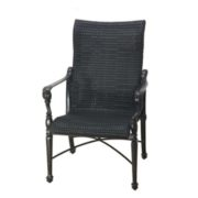 Grand Terrace Woven Dining Chair