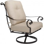 St. Charles Swivel Lounge Chair