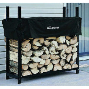 Woodhaven Wood Rack