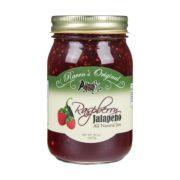 Raspberry Jalepeno Jam