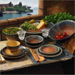 Tuscan Dish Set