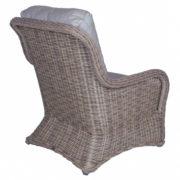 Natchez Lounge Chair, Back