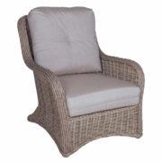 Natchez Lounge Chair, Front