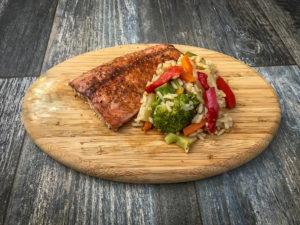 Brown Paper Smoked Salmon