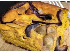 Pumpkin Pie Cornbread
