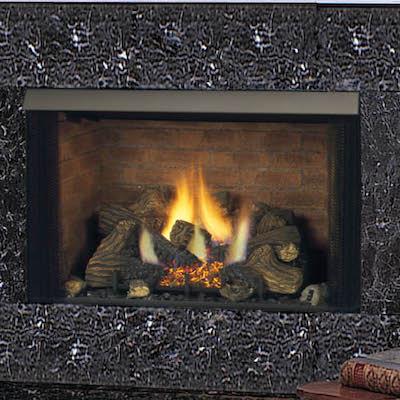 GRUF Fireplace  sc 1 st  Madison Fireplace u0026 Patio & GRUF Vent Free Fireplace by Monessen - Madison Fireplace u0026 Patio