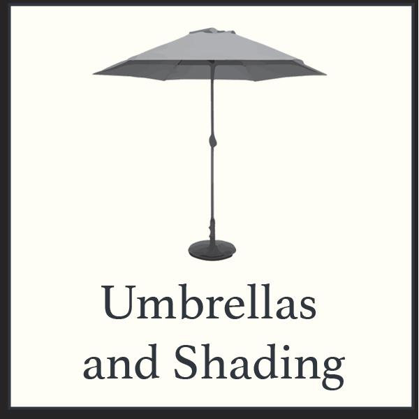 Umbrellas & Shading