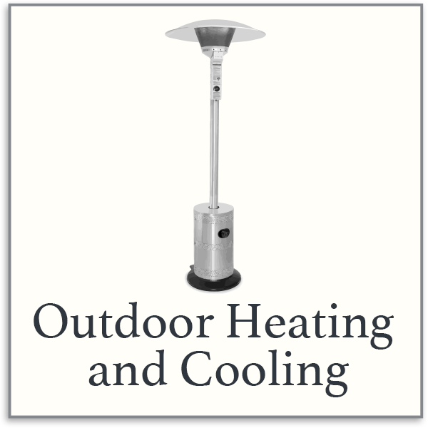 Outdoor Heating and Cooling